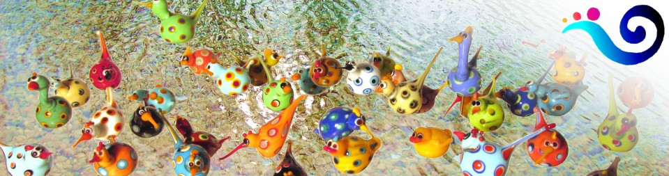 Die Perlenmacherei am See